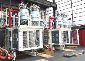 Molding machine business